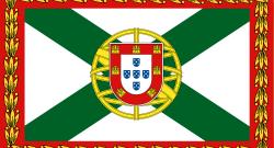 Bandeira oficial do Presidente do Conselho de Ministros de Portugal