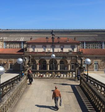 Estação de comboios de Santiago de Compostela
