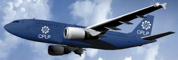 Avião CPLP