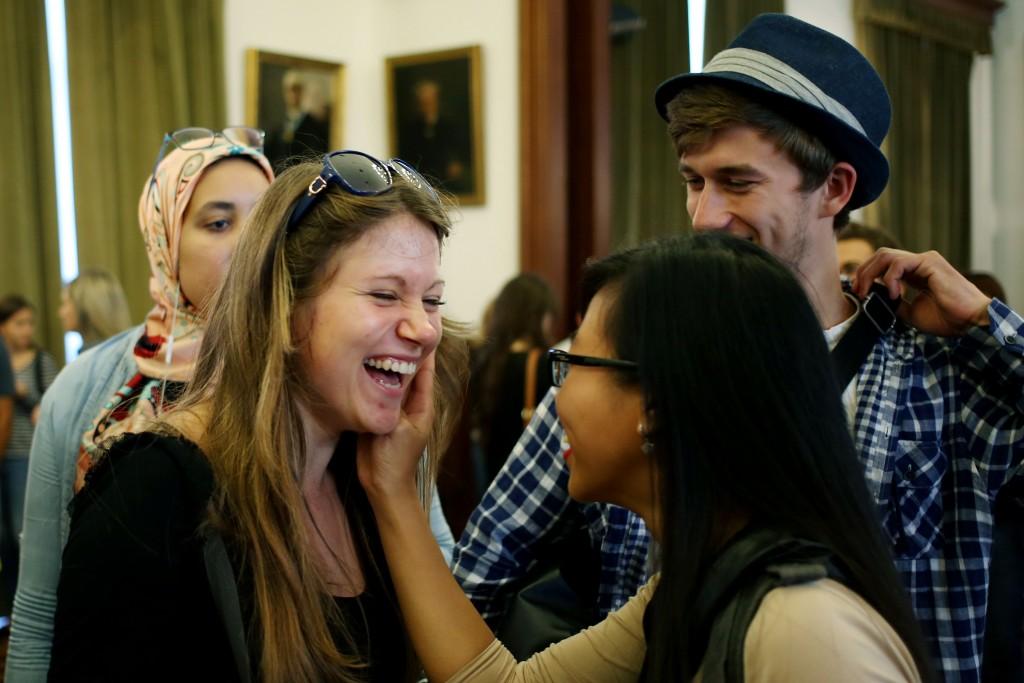 Universidade do Porto dá as boas-vindas a 1.200 estudantes internacionais