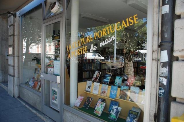 Livraria Camões em Genebra