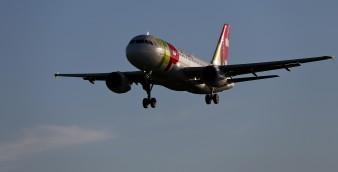Um avião da TAP.  JOSÉ SENA GOULÃO/LUSA