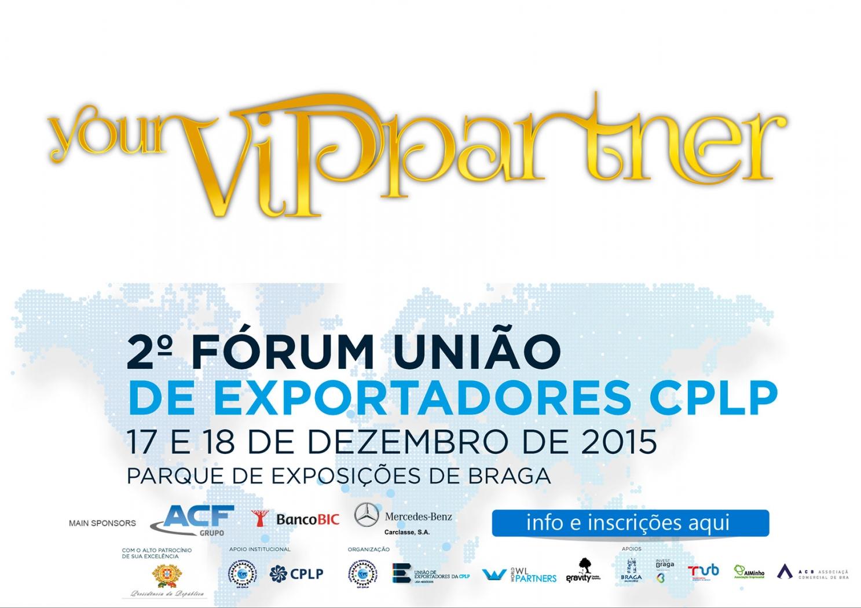 Fórum da União de Exportadores da CPLP