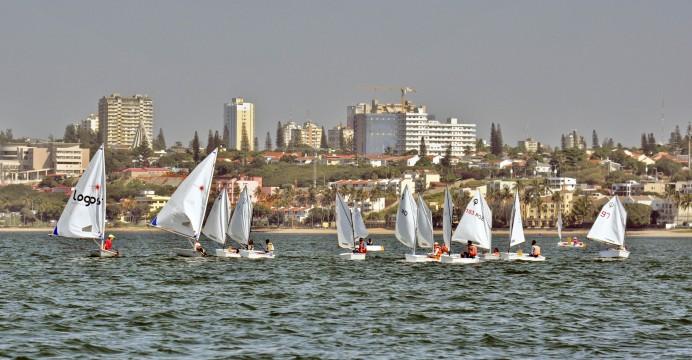 Baixa de Maputo, 26 de maio de 2014.  ANTÓNIO SILVA/LUSA