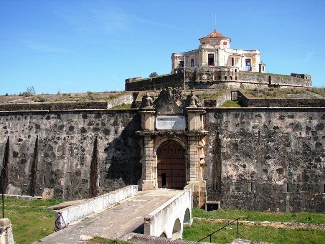 Porta do Dragão Forte da Graça Elvas