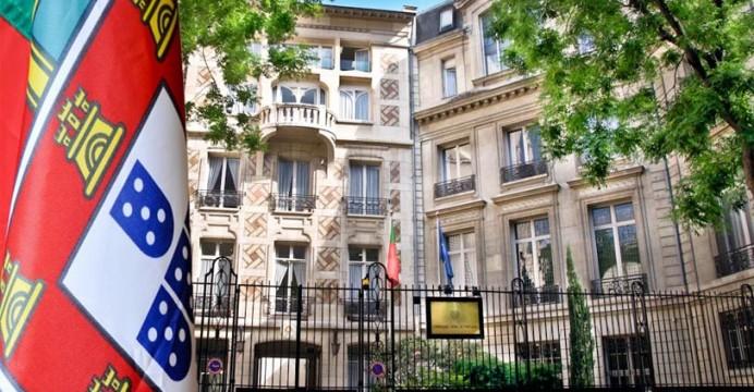 Consulado-Geral de Portugal em Paris