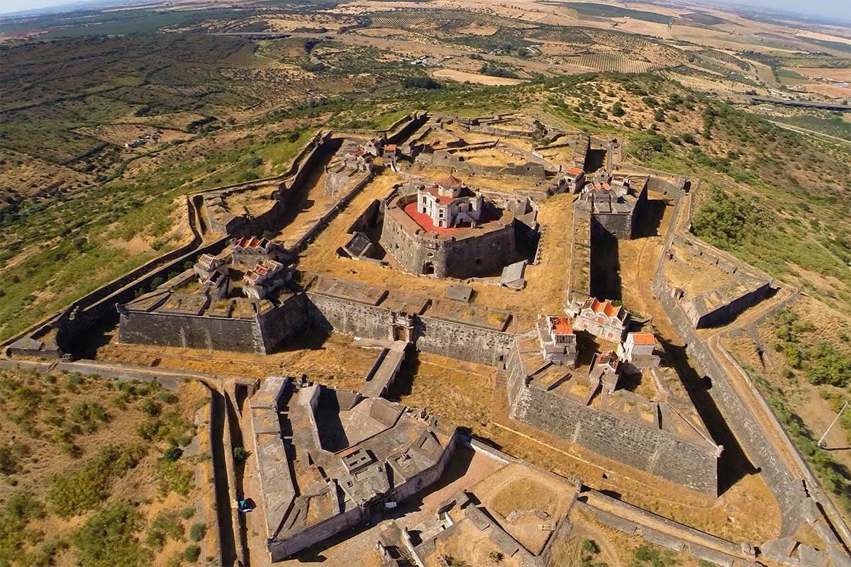 O Forte da Graça - Elvas, Portugal