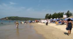 Praia de Baga, Goa