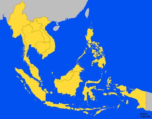 Países Membros da ASEAN