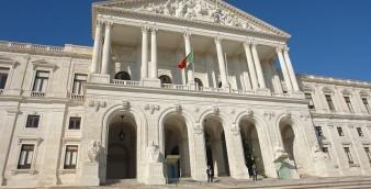 Assembleia da República, Lisboa, Potugal