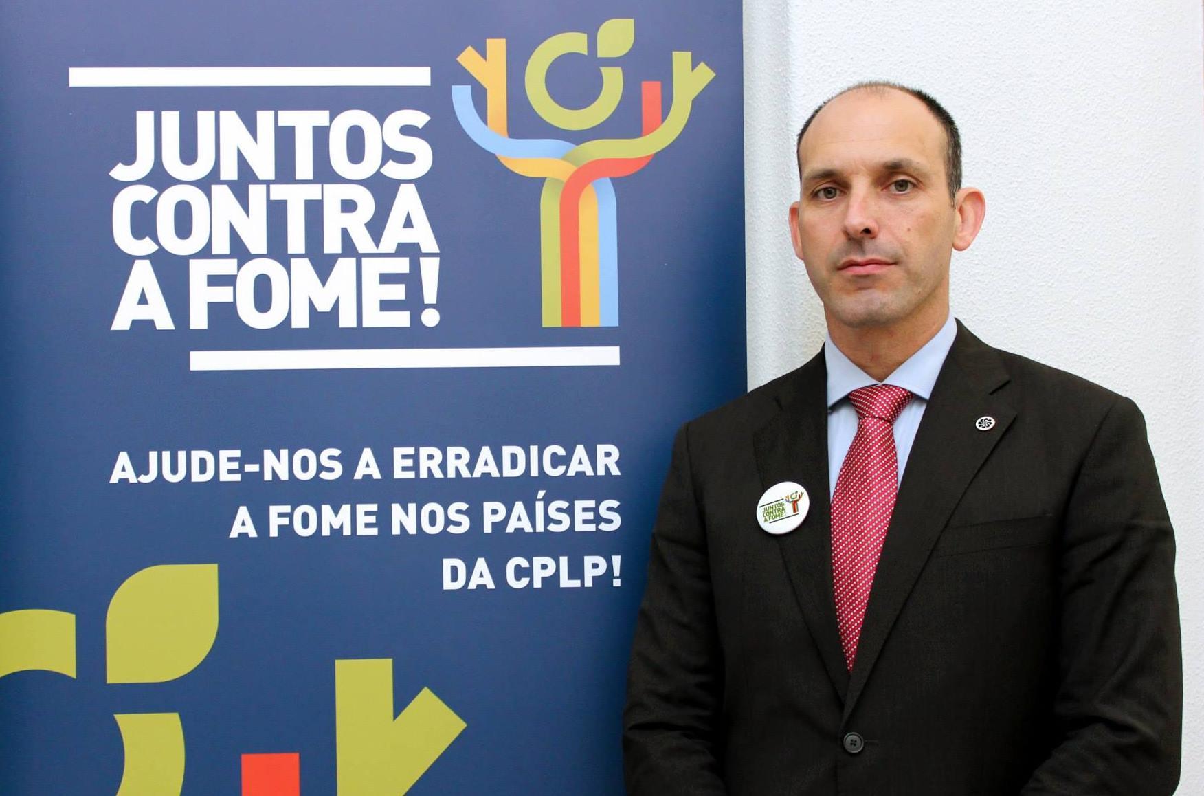 Manuel Clarote Lapão. Diretor de Cooperação na Comunidade dos Países de Língua Portuguesa - CPLP