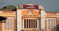 Grande estação de Tugu - Yogyakarta