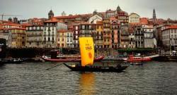 Barco Rabelo. Rio Douro. Porto. 24 de junho de 2014. ESTELA SILVA / LUSA