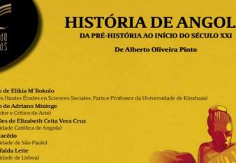 Historia de Angola