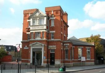 South Lambeth Library, South Lambeth Road