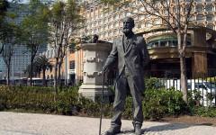 Memória de Pessanha quase esquecida em Macau