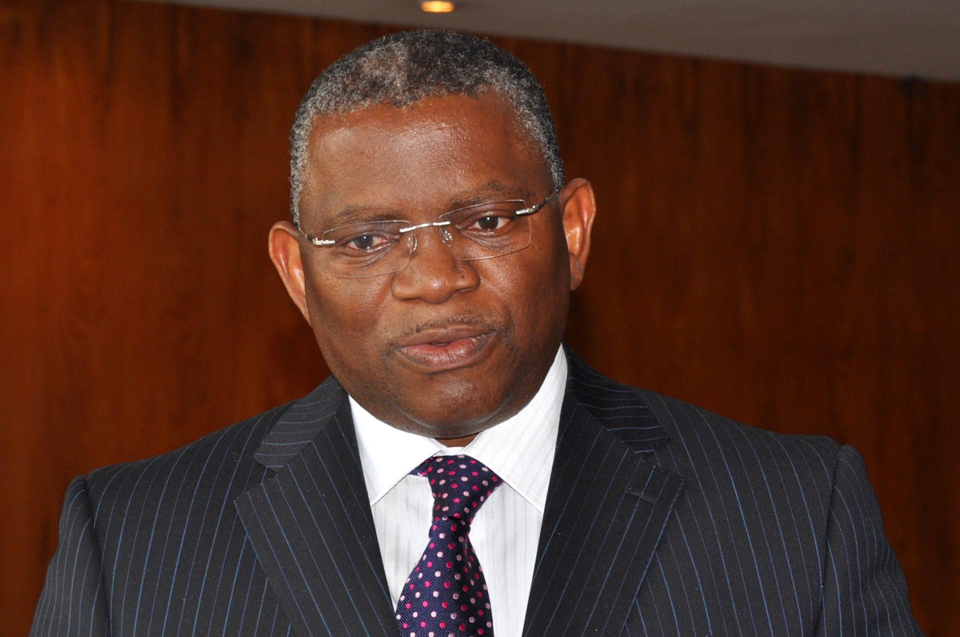 George Chikoti, Ministro das Relações Exteriores de Angola.