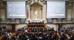 Parlamento Português, Lisboa, Portugal, 09 de março de 2016. ANTONIO COTRIM / LUSA