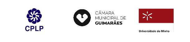 Logos CPLP UM e CMG