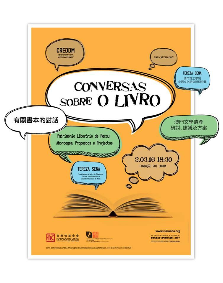 Conversas sobre o Livro
