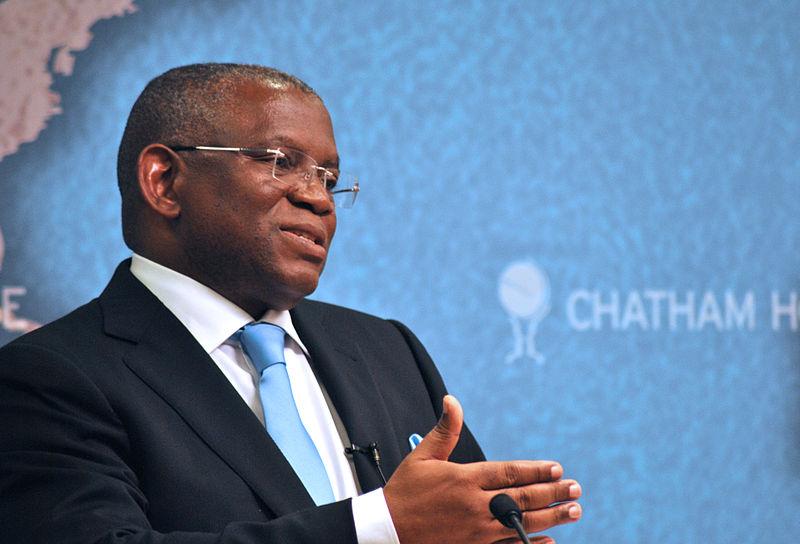 Georges Rebelo Chikoti, Ministro dos Negócios Estrangeiros de Angola