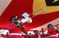 Desfile para marcar a restauração da independência de Timor Leste, em Dili. António dasiparu/Lusa
