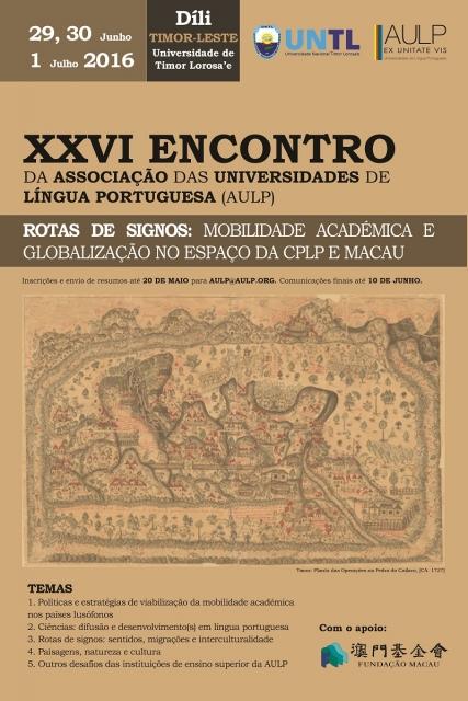 Cartaz XXVI EncontroTimor-small