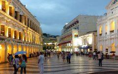 Estatísticas de Macau: tem 21.100 habitantes por Km2