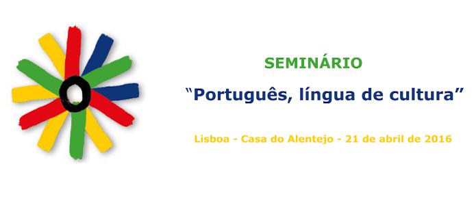 Portugues, Lingua de Cultura