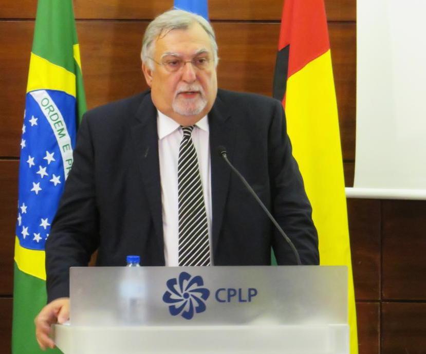 Vitor ramalho na CPLP Premio UCCLA