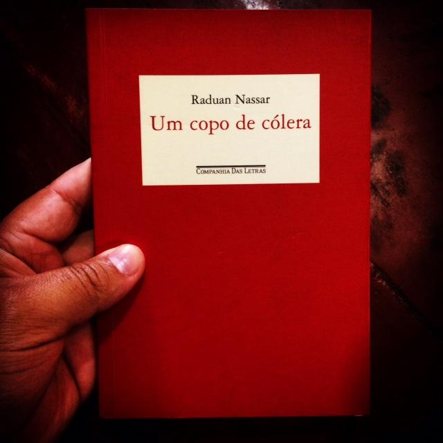 um copo de cólera Raduan Nassar