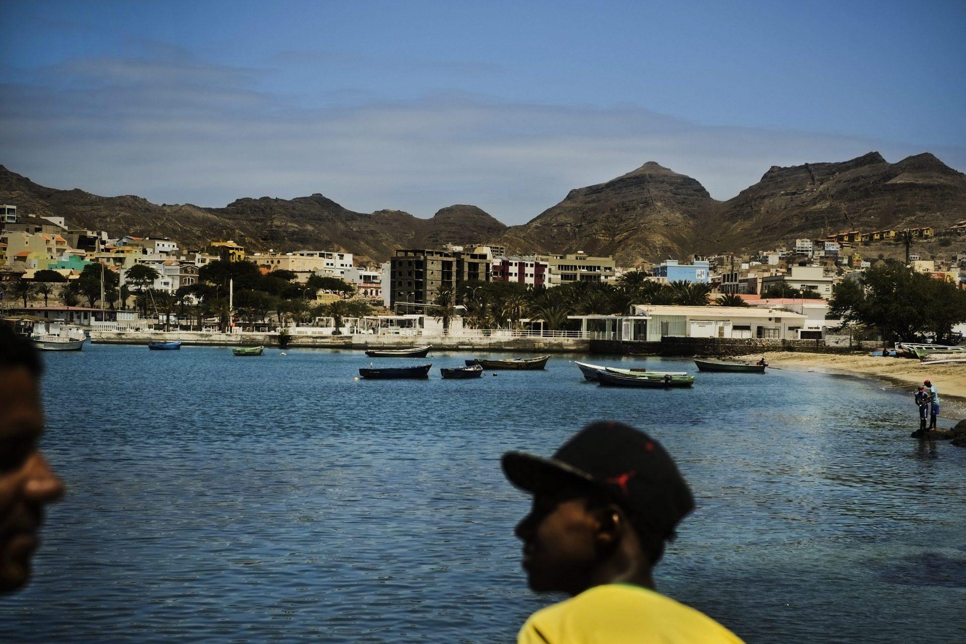 Cais da marina de Mindelo, ilha de São Vicente, Cabo Verde, 16 de março de 2016. EPA / MARIO CRUZ