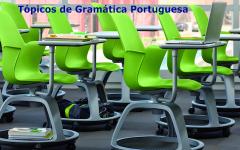 Tópicos de Gramática da Língua Portuguesa