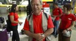 O presidente da AMI , Fernando Nobre. Lisboa, 18 de agosto de 2011. MIGUEL A. LOPES/LUSA