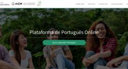 Plataforma do portugues