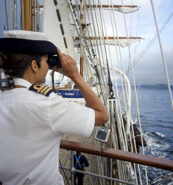 O navio-escola Sagres, 20 de julho em Lisboa. EDUARDO COSTA / LUSA