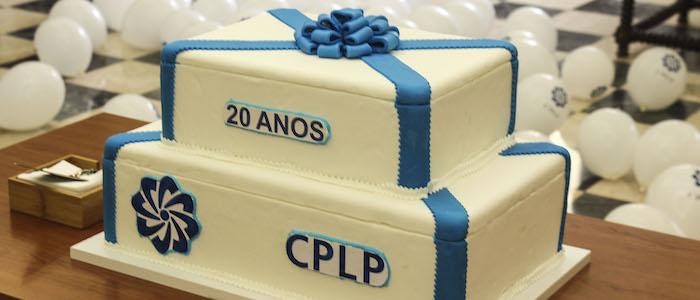 20 anos CPLP