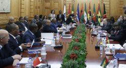 A XIV Reunião Extraordinária do Conselho de Ministros da Comunidade de Países de Língua Portuguesa (CPLP), na sede da CPLP, em Lisboa, 17 de março de 2016. ANTÓNIO COTRIM/LUSA