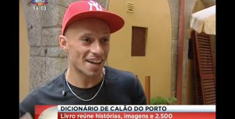 dicionário do calão do Porto