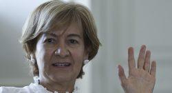 A secretária de Estado dos Negócios Estrangeiros e Cooperação, Teresa Ribeiro. ANTÓNIO COTRIM/LUSA