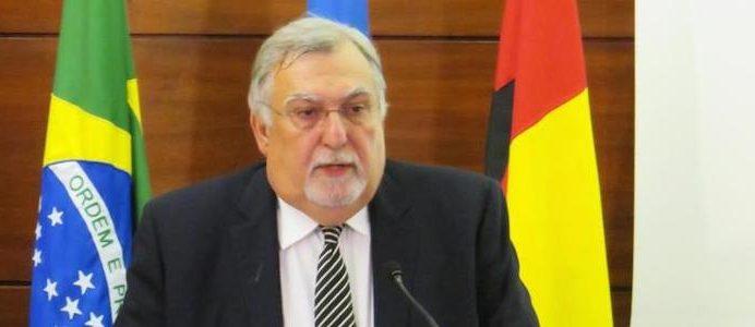 Vítor Ramalho, secretário-geral da União das Cidades Capitais de Língua Portuguesa (UCCLA).