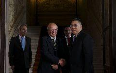 IV reunião da Comissão Mista entre Portugal e a Região Administrativa Especial de Macau (RAEM)