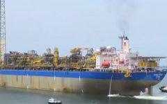 Novo navio da petrolífera italiana Eni vai iniciar operação em Angola