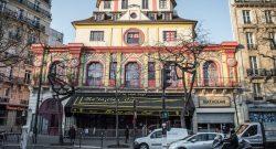 Teatro Bataclan EPA/CHRISTOPHE PETIT TESSON