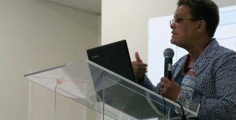 Professora Marisa Mendonça, diretora executiva do IILP
