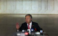 Gostaria de ver português como língua oficial da ONU – António Guterres