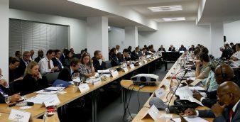 Reunião do G7 ++ Amigos do Golfo da Guiné, em Lisboa, Portugal, 6 de Junho de 2016. JOAO RELVAS / LUSA