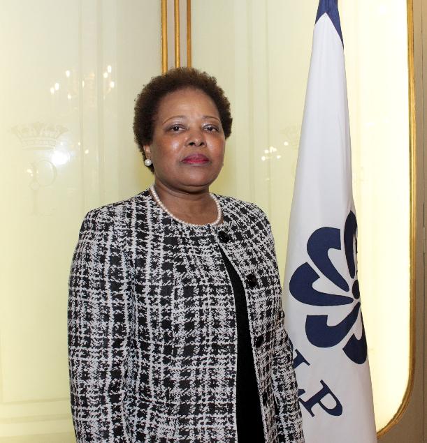 Secretária executiva da CPLP