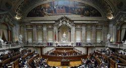 Assembleia da República, em Lisboa, 22 de fevereiro de 2016. ANTÓNIO COTRIM/LUSA