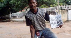 Ardina de Bissau. 24 de outubro de 2007. LUSA